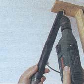 Как закрепить светильник с регулируемой высотой абажура