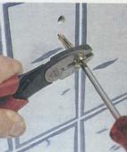 Как закрепить дюбель в стене