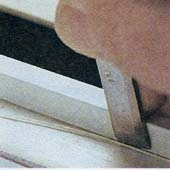 Как исправить дверные фальцы