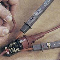 Как починить кабель удлинителя