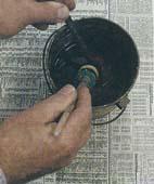 Как ухаживать за кисточками для краски