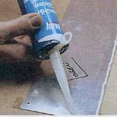 Как смонтировать накладку на дверь