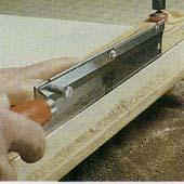 Как обрезать дверь по верхнему краю