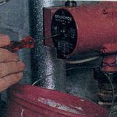 Обслуживание отопительной системы
