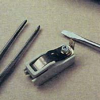 Как починить патрон галогенной трубки