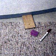 Как подобрать полосы коврового покрытия