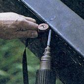 Как нанести защитное покрытие на деревянные балки