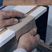Как починить выдвижной ящик