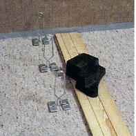Как проклеить швы коврового покрытия