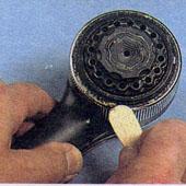Как удалить известковый налет
