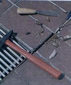 Как укрепить клинкерную плитку и заделать швы