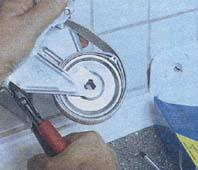Как заменить наматывающее устройство в ролльставнях