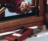 Как вставить окно