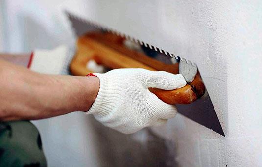 Как правильно подготовить стены под жидкие обои